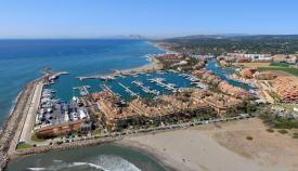 El puerto de Sotogrande pertenece a Marinas de Andalucía