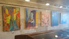 Exposición acogida en la Galería Nacional  Mario Finlayson