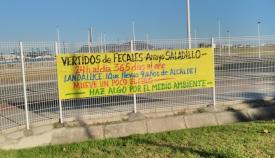 Agaden exige el fin de los vertidos de aguas fecales en el litoral