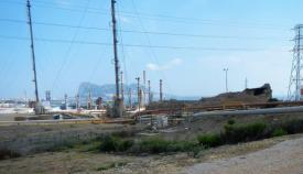 Entorno de la Torre Cartagena. Foto Verdemar