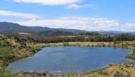 La Laguna Huerta de Las Pilas, en Algeciras