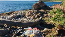 Agaden reclama la limpieza de las costas de Algeciras