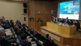 Un instante de la jornada desarrollada en Algeciras