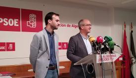 El PSOE acusa al alcalde de Algeciras de hacer 'marketing político personalista'
