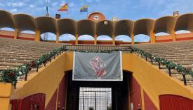 Las Palomas se pone guapa para la Goyesca del 50 aniversario de la plaza
