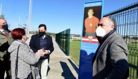 Inaugurada la nueva pradera de césped natural 'López Hita' en Algeciras