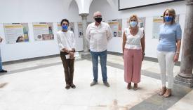 Inaugurada la exposición Letras del Sur de Al-Andalus en Algeciras