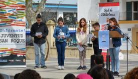 Una lectura pública será el inicio de la II Feria del Libro de San Roque