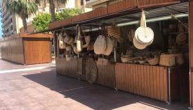 La feria se ha instalado en la plaza Alta de Algeciras
