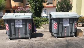 El Ayuntamiento informa que investiga la quema de contenedores en Algeciras