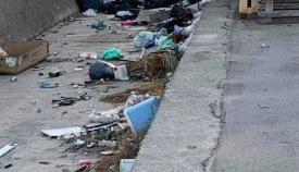Verdemar lamenta el estado en el que se encuentran los canales del Zabal