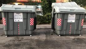 En marcha el horario de invierno para el depósito de las basuras