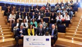 Algeciras acoge una jornada sobre la ejecución de las EDUSI en la provincia