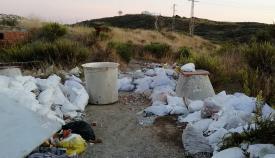Verdemar denuncia la dejadez del Ayuntamiento para evitar zonas de vertido