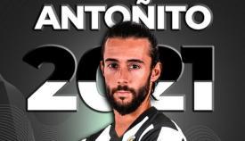 Antoñito se marcha del Algeciras CF y firma en la RB Linense