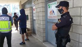 La operación 'Matraka' se salda con cinco detenidos en la comarca
