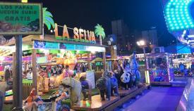 Los más pequeños se apoderan del Lunes de Feria Real en Algeciras