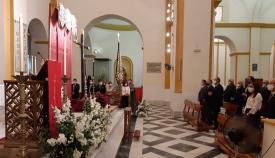 El Nazareno celebra la Función en Honor a la Santa Cruz de Jerusalén