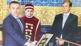 VOX anuncia la expulsión de Jorge Domínguez como concejal en Algeciras