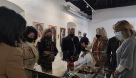 Inaugurada la exposición 'Zurbarán, la luz imposible' en Algeciras