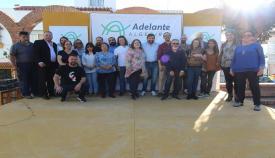 El inicio de campaña de Adelante Andalucía