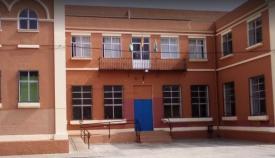 Imagen de archivo de un colegio de La Línea