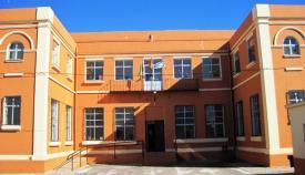 El Colegio Inmaculada de La Línea de la Concepción. Foto: NG