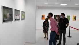 Inauguración de la muestra. Foto MSR