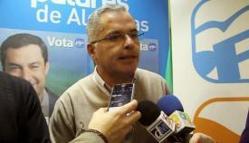 Jacinto Muñoz, concejal de la materia. Foto: NG