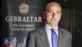 James Tipping director del Centro Financiero del gobierno de Gibraltar