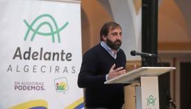 Javier Viso, en una imagen de archivo. Foto: NG