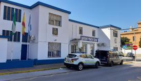 La Jefatura de la Policía Local de La Línea. Foto: lalínea.es