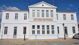 Jefatura de la Policía Local de San Roque. Foto: NG