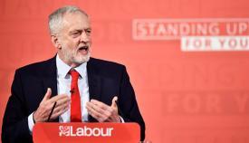 Jeremy Corbyn Partido Laborista elecciones Reino Unido 2017