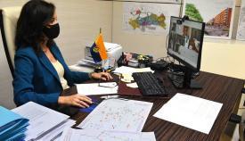 Urbanismo informa sobre el proyecto de cámaras en el Barrio de la Caridad