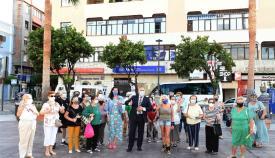 El programa 'Vida Saludable' para mayores cierra curso en Algeciras