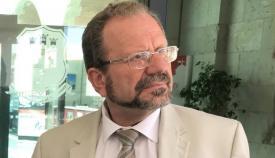 El ministro John Cortes. Foto GG