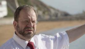 El ministro John Cortes. Foto InfoGibraltar
