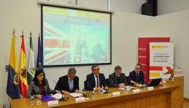 La jornada se ha desarrollado en la Cámara de Comercio del Campo de Gibraltar