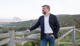 José Romo, coordinador de Vox en La Línea