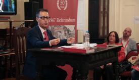 Joseph García ha presentado este viernes el informe