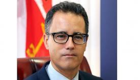 Joseph García, viceministro principal de Gibraltar