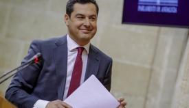 Moreno Bonilla pedirá al Gobierno unidad de acción en favor del Puerto de Algeciras