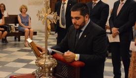 Juan Angulo en una imagen de archivo