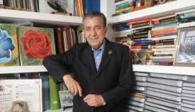 Juan Antonio Palacios, galardonado con la Medalla de San Isidoro