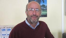 Juan Luis Mena, pregonero del costalero