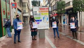 El Ayuntamiento de Algeciras se suma a la campaña 'Juega con Orgullo'