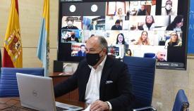 Celebrada la primera Junta de Gobierno del año en Algeciras