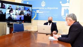 Algeciras celebrará su próximo pleno ordinario este viernes 30