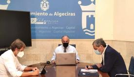El Consistorio destaca la gran inversión en materia hidráulica que recibirá Algeciras